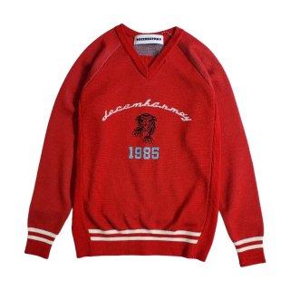 Varsity Panther knit / women