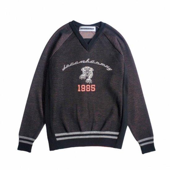 Varsity Panther knit / MAN