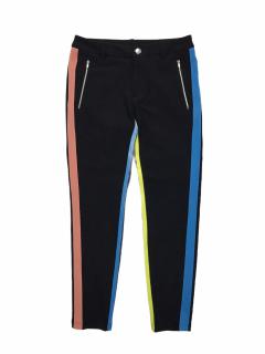 Asymmetry line Pants / women