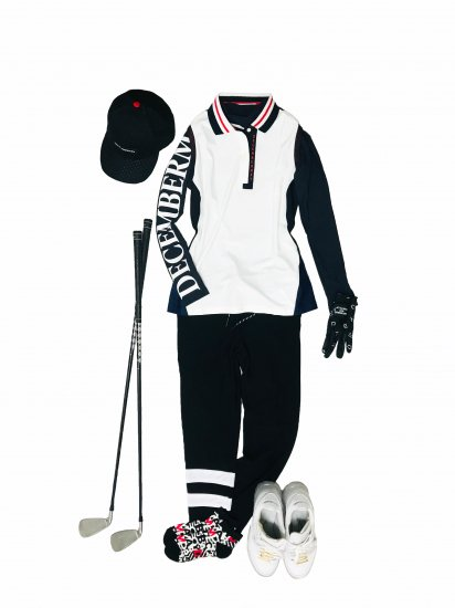 <img class='new_mark_img1' src='https://img.shop-pro.jp/img/new/icons5.gif' style='border:none;display:inline;margin:0px;padding:0px;width:auto;' /><New Arrival !> progressive seamless Polo / WOMAN