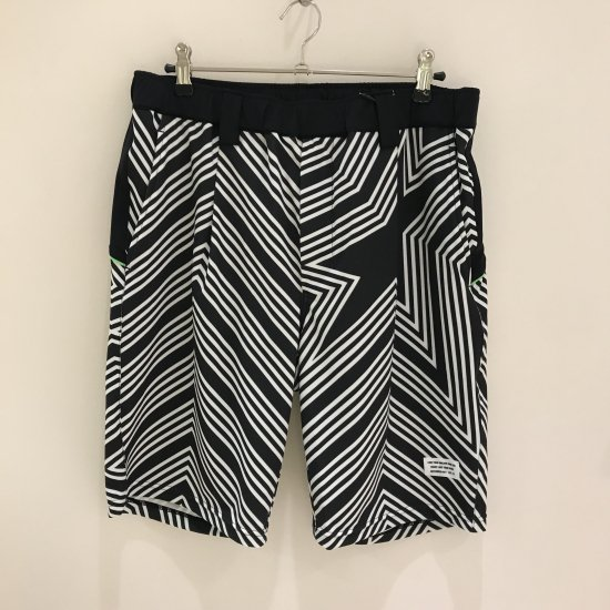 〈NEW Arrival!〉Star Tribal fit shorty / MAN