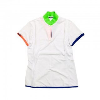 <New Arrival !>Asymetly skipper Polo / WOMAN