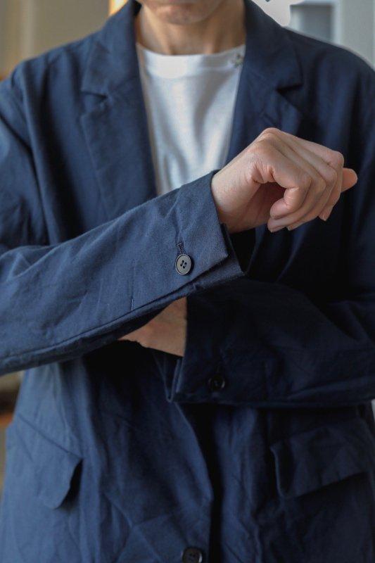 ゴーシュ セミツイストツイル ジャケット