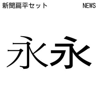 モトヤ新聞扁平セット