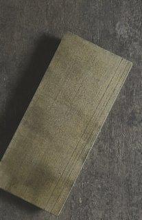 錫蒔地漆平板皿 長方形