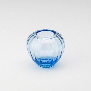 【香川県/Rie Glass Garden】キャンドルホルダー 縞
