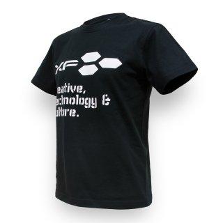 Tシャツ XF03 ブラック
