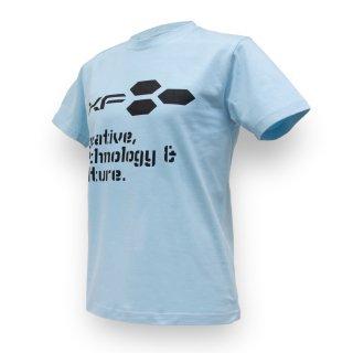 Tシャツ XF03 サックス