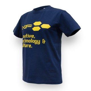 Tシャツ XF03 ネイビー