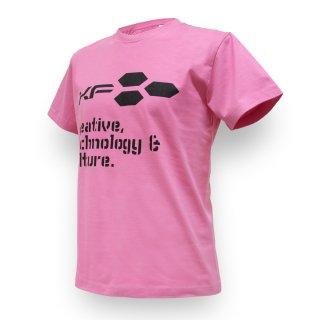Tシャツ XF03 ピンク