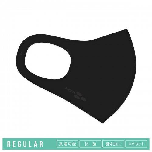 XFスポーツマスク 2枚入り ブラック