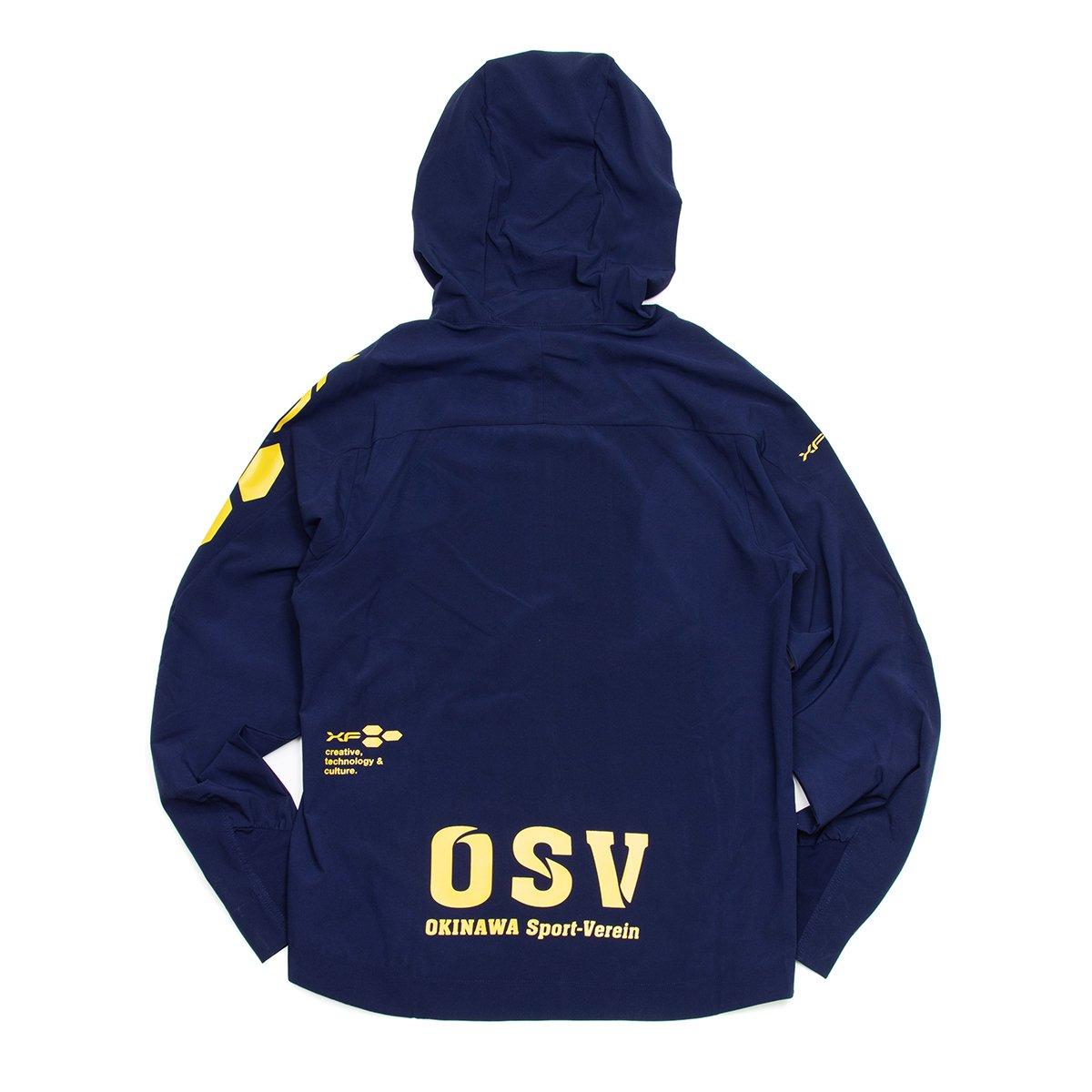 沖縄SV(OSV) フ—ディージャケット