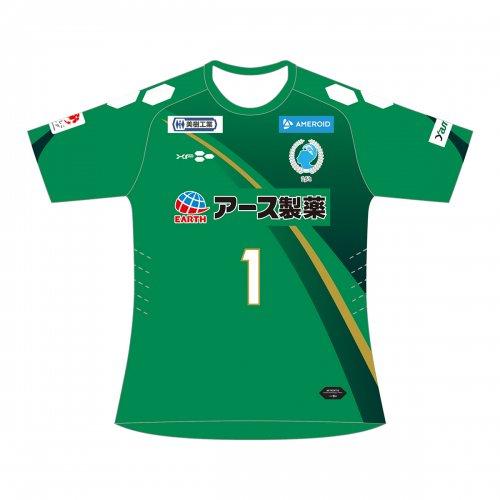 ASハリマアルビオン 2021 オーセンティックユニフォーム GK1st