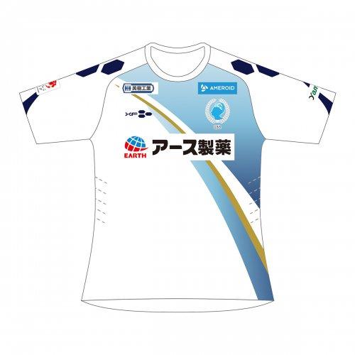 ASハリマアルビオン 2021 レプリカユニフォーム ホーム (番号なし)