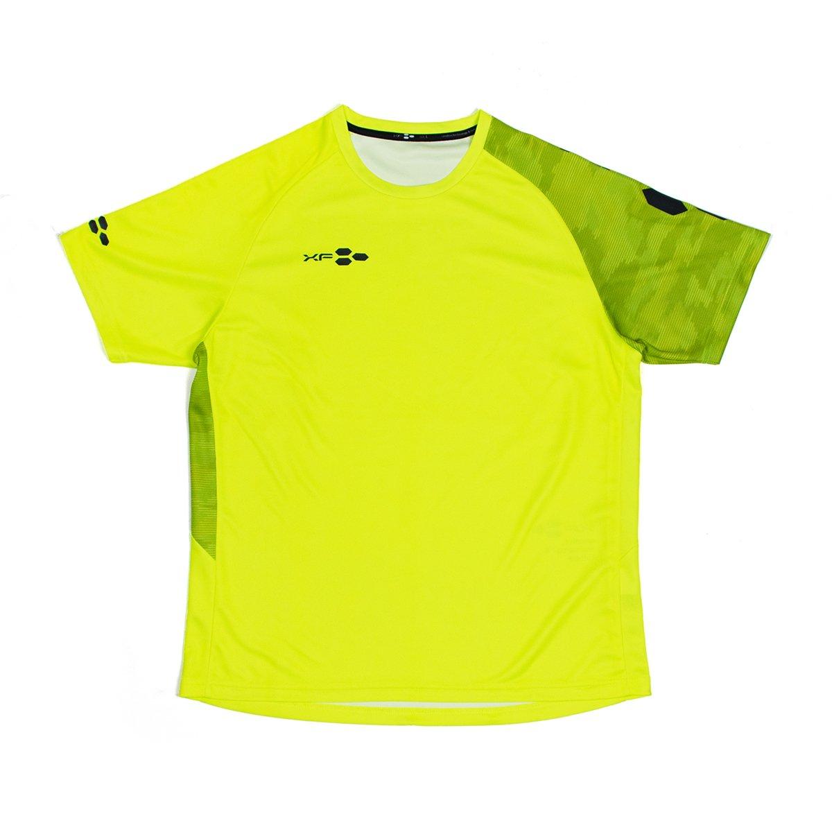 プラクティスシャツ '21 ネオンイエロー