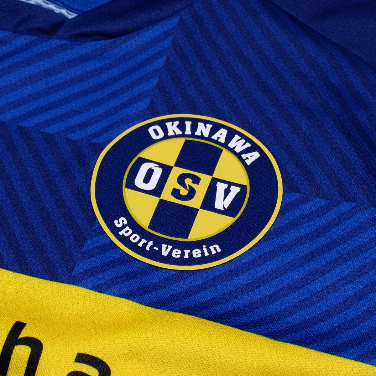 沖縄SV(OSV) 2021 オーセンティックユニフォーム ホーム