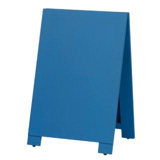 木製A型黒板 mini ブルー