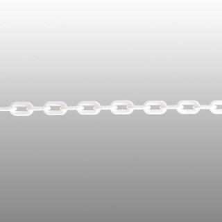 プラチェーン ホワイト 1200ミリ/JC6