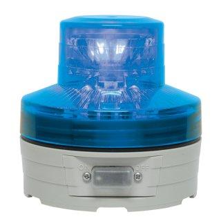 LED回転灯 ニコUFO φ76 ブルー
