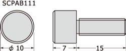 パネルフィクス バー φ10-7ボルト