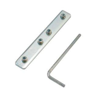 タペストリーバー用φ20連結金具