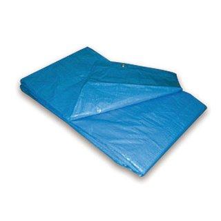 養生シートPE輸入クロスシートブルー3.6×5.4m