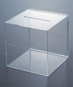 アクリル応募箱 200×200×200 透明