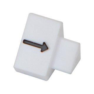 ニュープライスキューブ 補充用単品 M用(20粒) 白/黒矢印