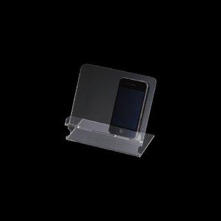 スマートフォン対応 携帯電話立 2台用(2ケ)
