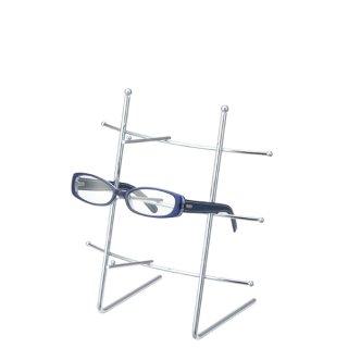 卓上メガネ掛け 3段