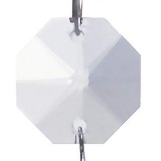 クリスタルガーランドE-1050/14角 ホワイト