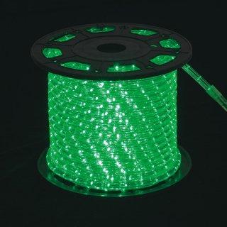 新360°発光ロープライト2 グリ-ン