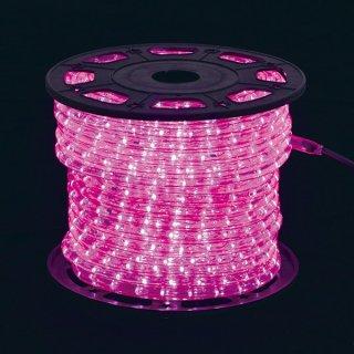 新360°発光ロープライト2 ピンク