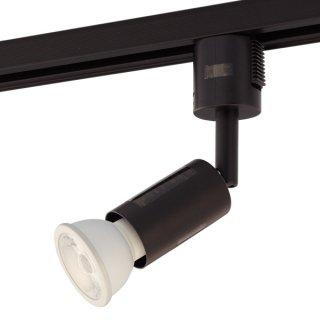 LEDハロゲンランプ用スポット 黒