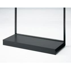 SF90中央片両面兼用木ステージ 黒