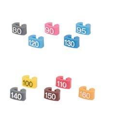 ローコストサイズチップ 2 (160 オレンジ)