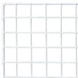 ネット 白 1200×1800