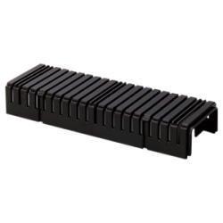 スリットボックス W308×D100×H50 黒