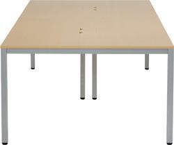 ミーティングテーブル W2400 メープル