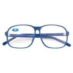 老眼鏡単品 SGS-B2 中度+2.5 ブルー
