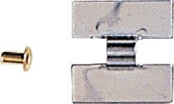 防犯ストラップ(5ケ入) H型止め金具BH-01