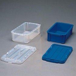 BOXコンテナ用フタ C-4.5 ブルー