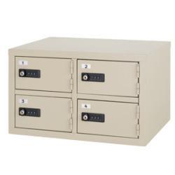 貴重品保管庫 2列2段 LK-304
