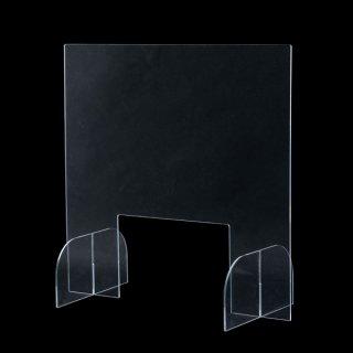 クリアパーティション 窓付き W600