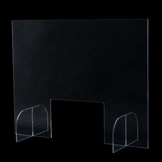 クリアパーティション 窓付き W750