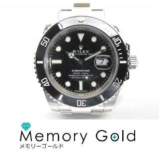 ROLEX ロレックス サブマリーナ Ref116610LN ランダム番 2019年8月購入品 未使用 付属あり メンズ 腕時計 A26127