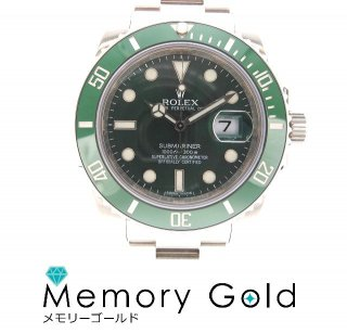 ♪ROLEX ロレックス サブマリーナ Ref116610LV ランダム番 自動巻き 美品 メンズ腕時計  管理A58966