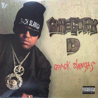 GREGORY D/grack slangas