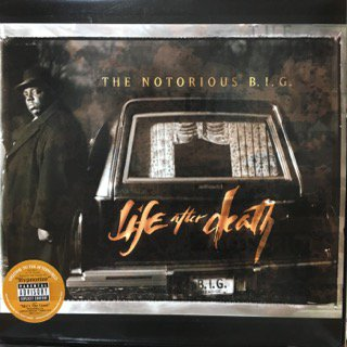 THE NOTORIOUS B.I.G/life after death
