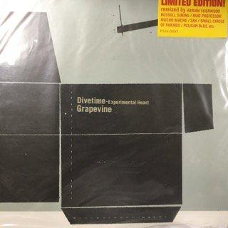 グレイプバイン/ダイブタイム grapevine/divetime-experimental heart